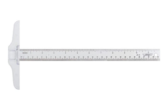 T Square Ruler 1 Meter