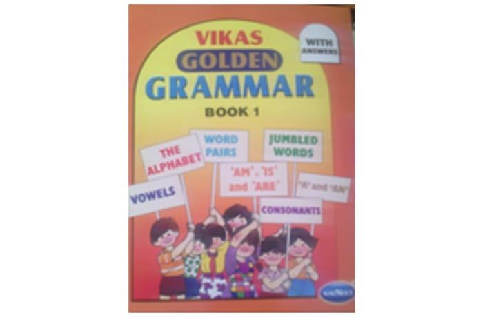 Vikas Golden Grammar- Book 1 (with answers)