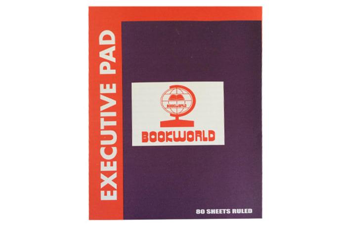 Writing Pads Executive 80 Sheet