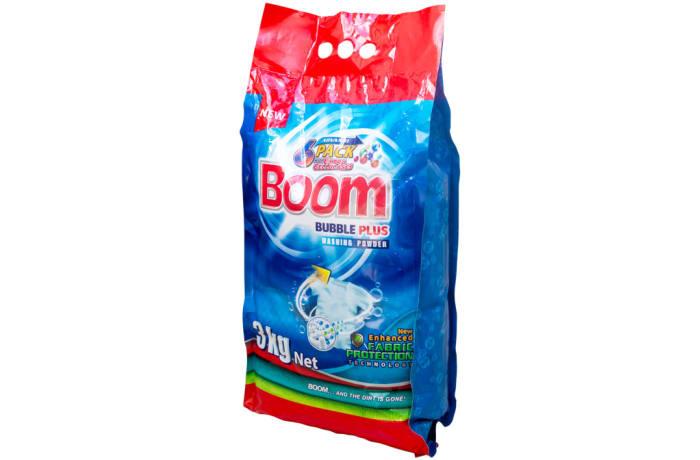 Boom Bubble Plus Washing Powder
