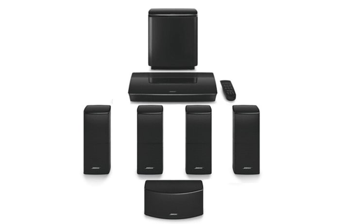 Bose 5.1 Home Theater - Lifestyle 600
