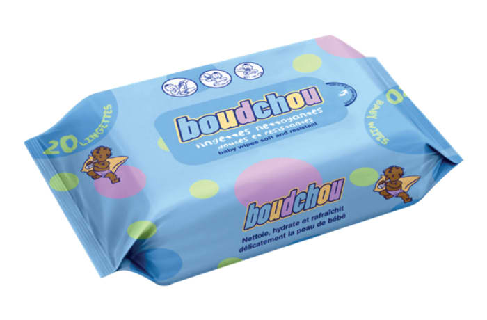 Boudchou Boy Wipes