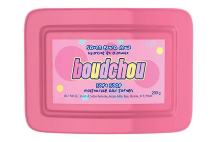 Boudchou Girl Soap