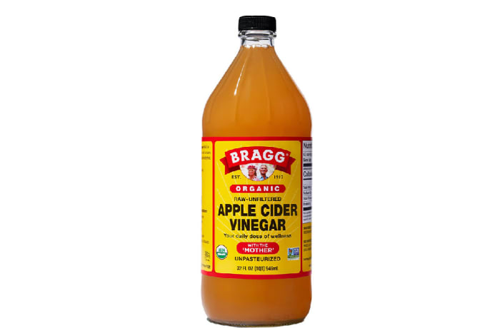 Bragg Organic Apple Cider Vinegar  Raw  Unfiltered