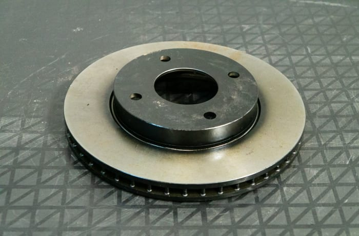Nissan Tiida Brake Disc