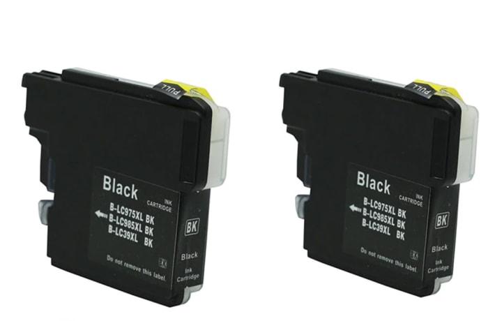 Printer Toner Cartridges - Brother LC39XL Black Ink Cartridge