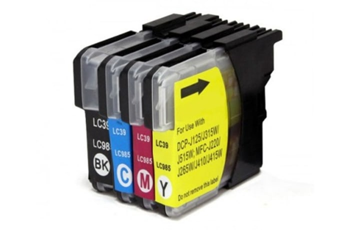 Printer Toner Cartridges -  Brother LC39XL Ink Cartridges – Compatible