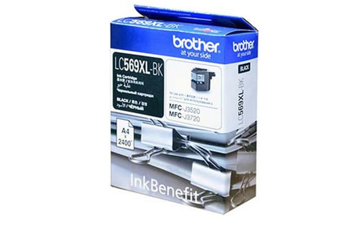Printer Toner Cartridges -  Brother LC565XLB Black Ink Cartridges