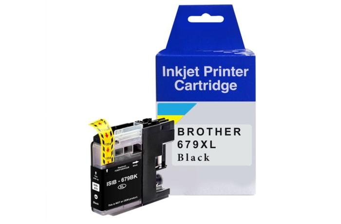 Printer Toner Cartridges - LC679XL-BK Black Ink Cartridges