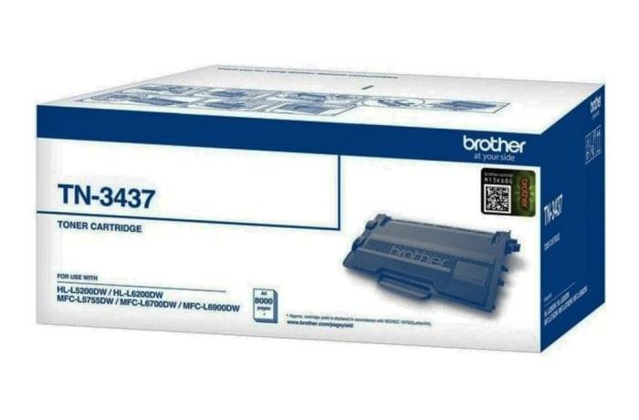 Printer Toner Cartridges - Brother TN3437 Toner Cartridges