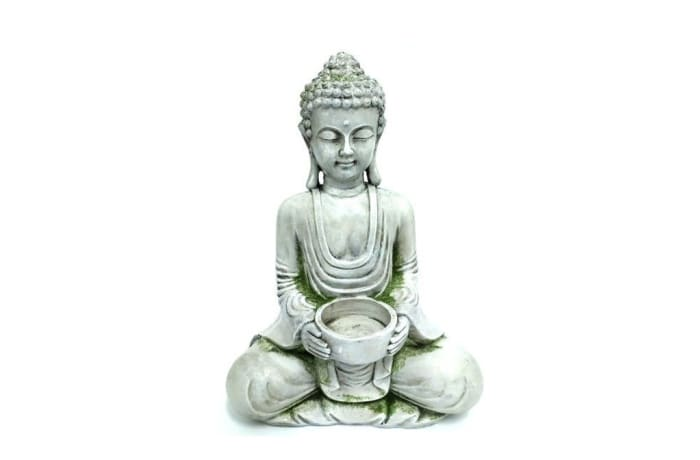Buddha Decor  - Sitting Holding a Bowl