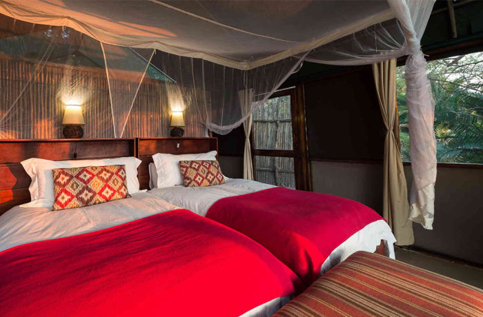 Wilderness Safaris Busanga Bush Camp - Kafue National Park