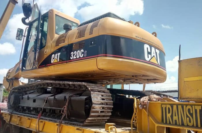 Acil - CAT Caterpillar 320CS Crawler Excavator