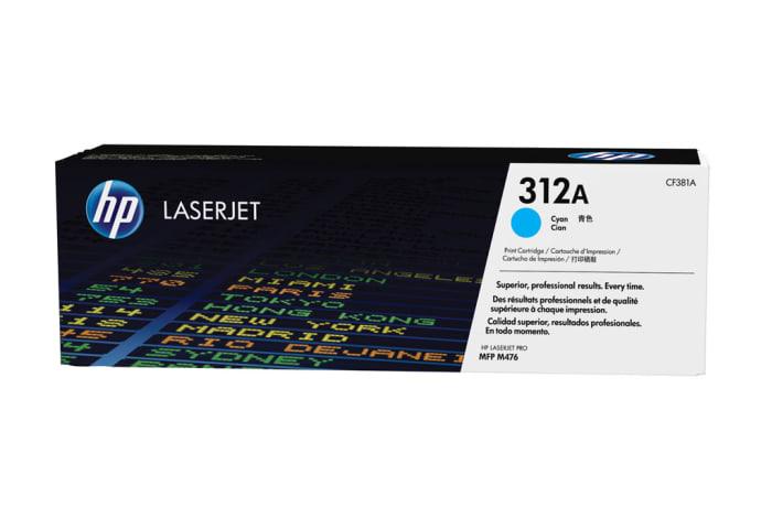 Printer Toner Cartridges - Hewlett Packard CF381A (HP 312A) Toner Cartridge