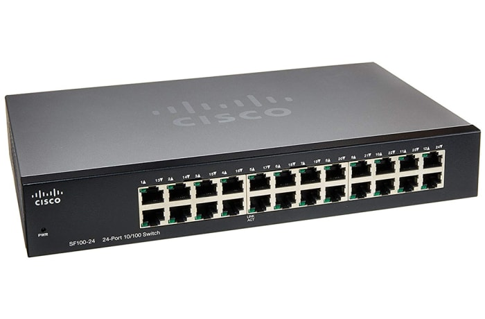 CISCO Small Business SF1100 24 Port Switch