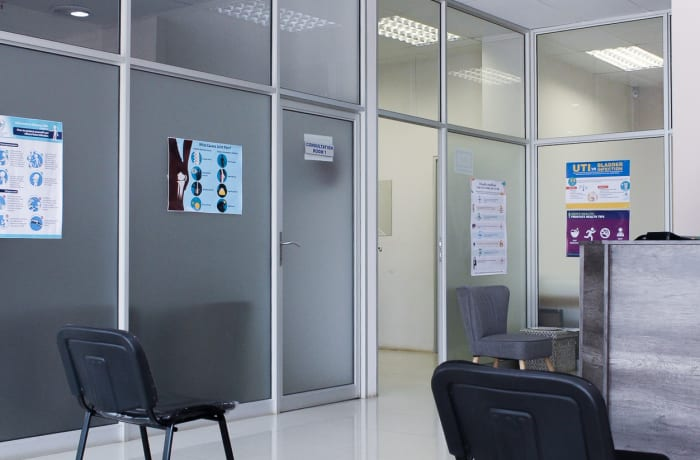 Men's clinic image