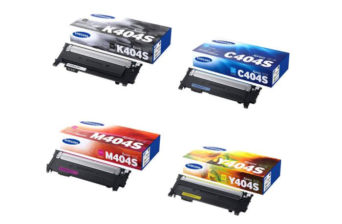 Printer Toner Cartridges - Samsung CLT-404S Toner Cartridge