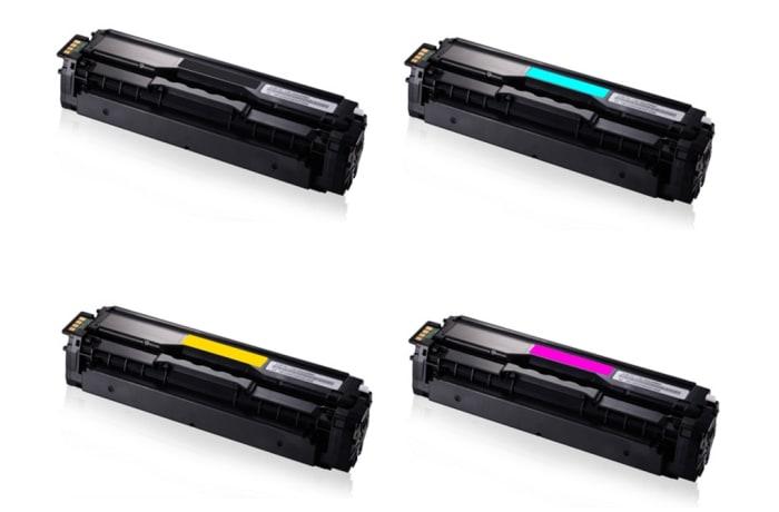 Printer Toner Cartridges - Samsung CLT-504S Toner Cartridge
