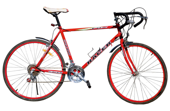 Fox Race Cyclone Road Racer Bicycle