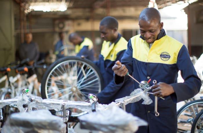 Bicycle parts and repairs image