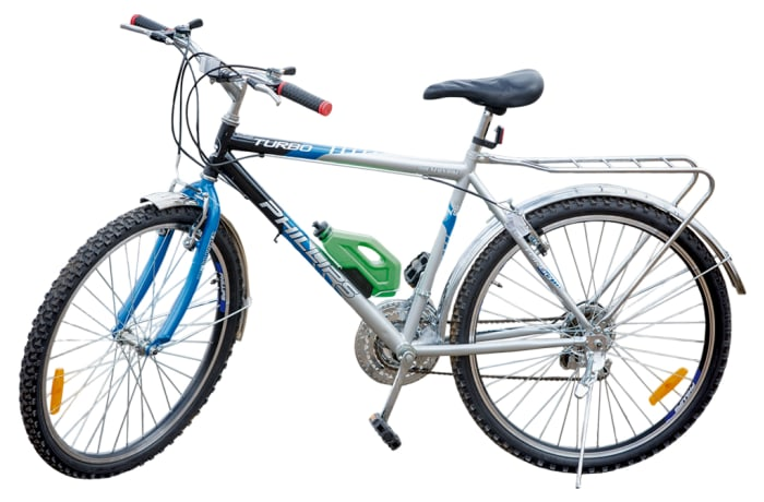Phillips Turbo Adventure Mountain Bicycle