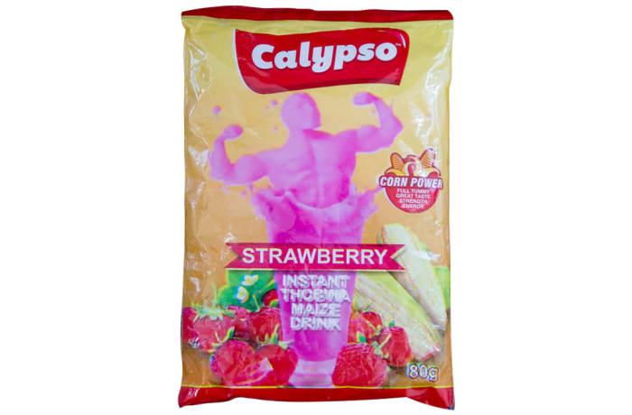 Calypso Strawberry - Instant Thobwa maize drink