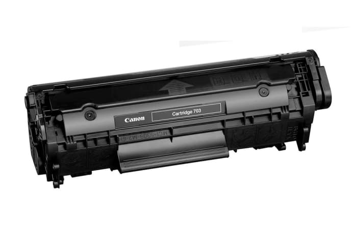 Canon 703 Black toner cartridge