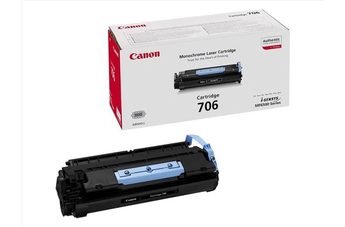 Canon 706 Black toner cartridge