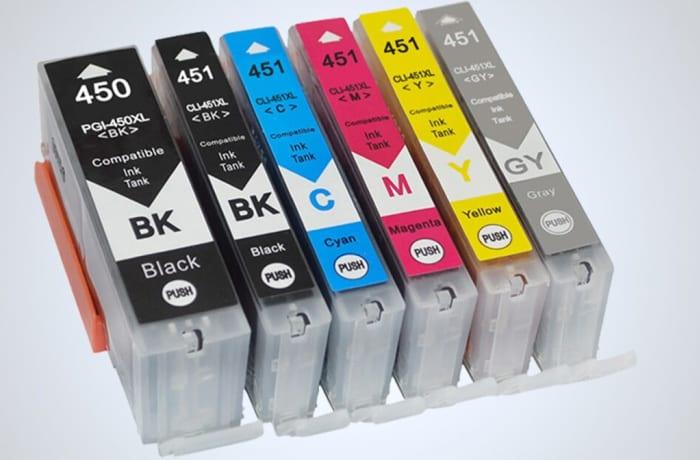 Canon CLI-451xl Back & Colour Ink Cartridge