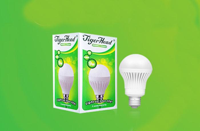 Tiger 9W Light Bulbs