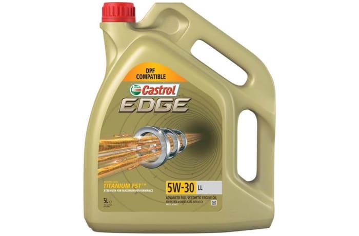 Castrol Edge Diesel DPF Engine Oil - 5W-30 LL