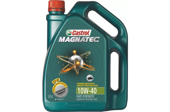 Castrol Magnatec 10W40 Synthetic Motor Oil