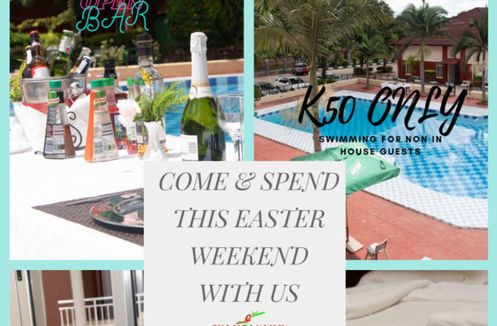 Spend Easter weekend at Chamba Valley Exotic Hotel image