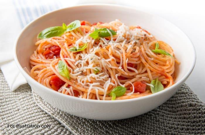 Milile Wedding Option 1 - Accompaniments - Pasta Napolitana