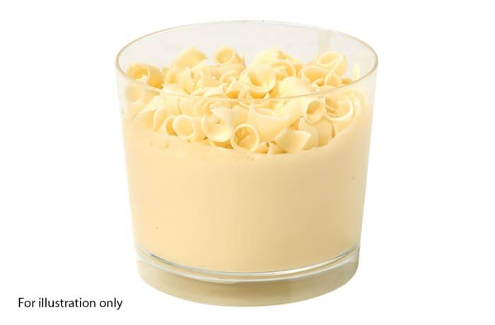 Milile Wedding Option 5 - Dessert - Mousse (Vanilla)