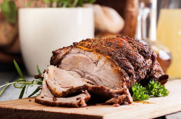 Milile Wedding Option 4 - Main Course - Lamb Leg (Carvery)