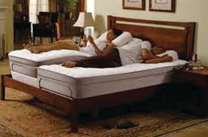 Berkshire Bed for Sleeping or Reading