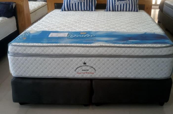 Chamboniza Crown Collection -  Imperial Mattress & Base Set