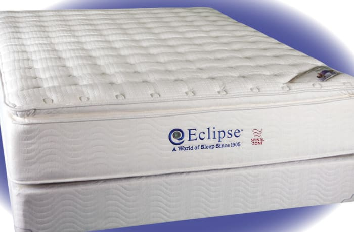 Eclipse Spinal  Zone Mattress Bed