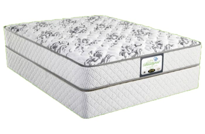 The Simmons Deluxe Mattress Bed