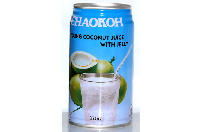 Chaokoh Young Coconut Juice With Jelly
