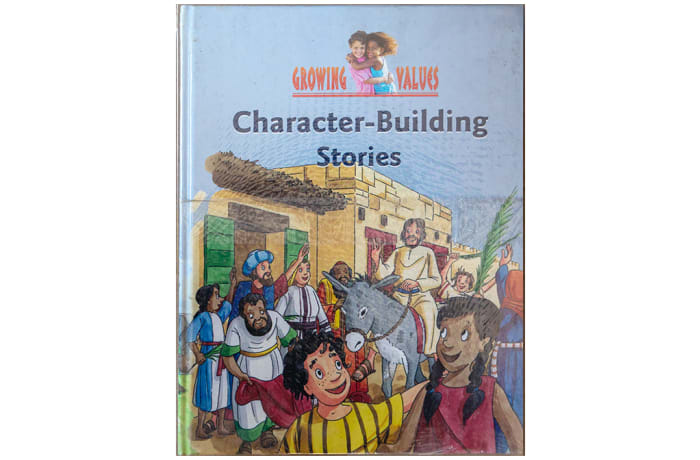 Character Building Stories Four