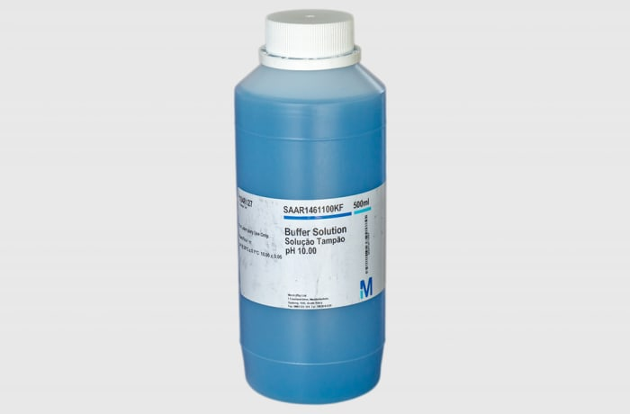 Buffer Solution pH 10.00