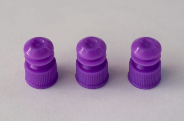 Collection Tube Stoppers , 13mm