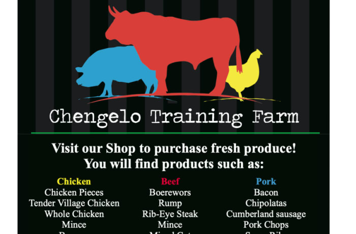 Visit Chengelo Training Farm to purchase fresh produce   image
