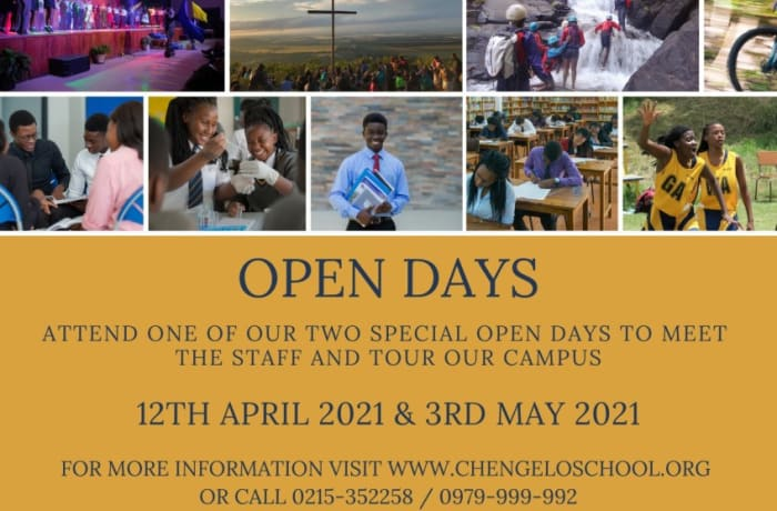 This Easter holiday take the opportunity to visit Chengelo image
