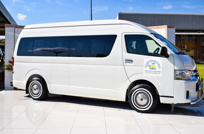 Livingstone LVI Airport Transfers to Livingstone hotels & lodges
