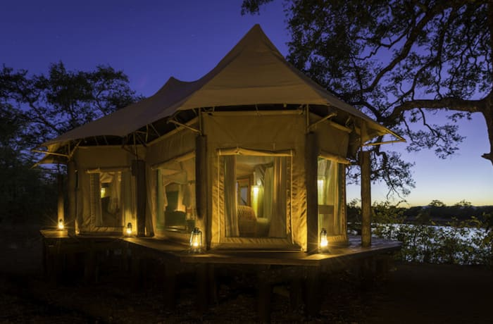 Chindeni Bush Camp - South Luangwa National Park