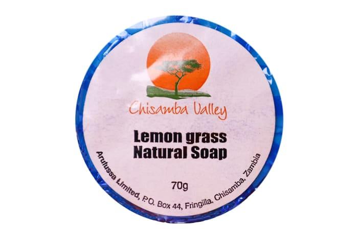 Lemongrass Natural Soap 70g