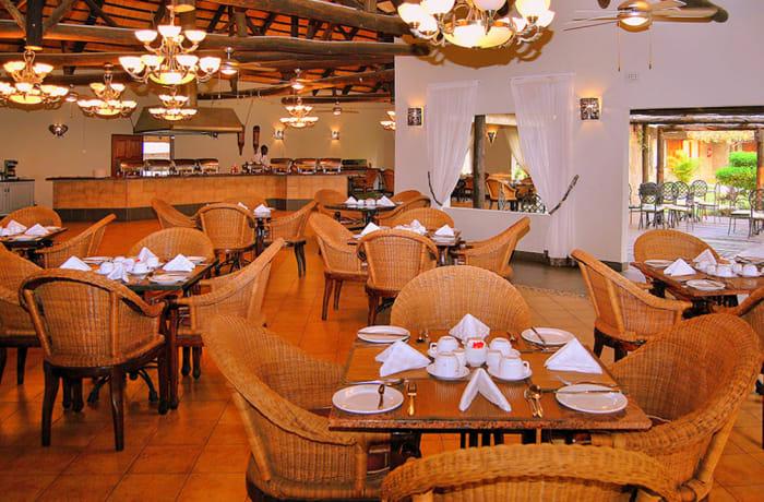 International cuisine - choose from three restaurants image